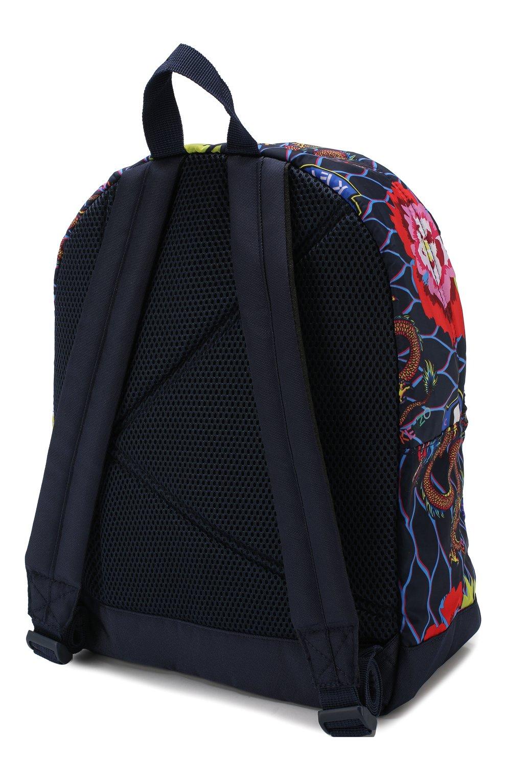 Детская рюкзак KENZO разноцветного цвета, арт. KP95018 | Фото 2