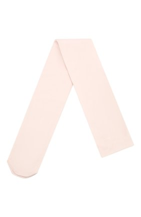 Детские колготки LA PERLA розового цвета, арт. 47179/4-6 | Фото 1