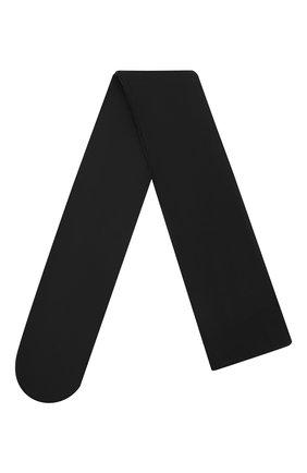 Детские колготки LA PERLA черного цвета, арт. 47179/4-6 | Фото 1