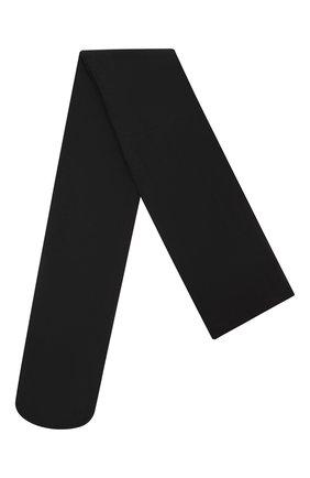 Детские колготки LA PERLA черного цвета, арт. 47179/1-3 | Фото 1