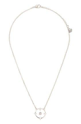 Женское ожерелье north SWAROVSKI серебряного цвета, арт. 5497232 | Фото 1