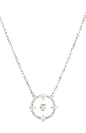 Женское ожерелье north SWAROVSKI серебряного цвета, арт. 5497232 | Фото 2