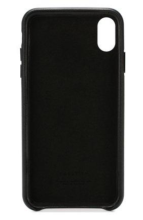 Мужской чехол для iphone xs max VETEMENTS черного цвета, арт. UAH20AC901/M | Фото 2