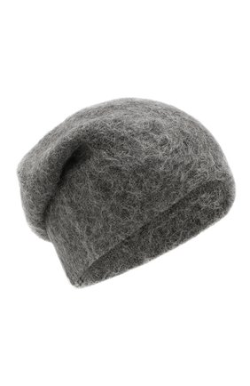 Женская шапка TAK.ORI серого цвета, арт. HTK50022WM050AW19 | Фото 1