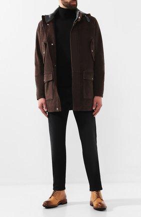 Замшевая куртка | Фото №2