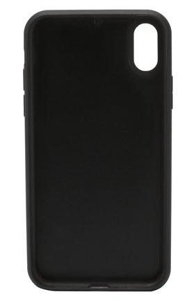 Мужской чехол для iphone xr DOLCE & GABBANA черно-белого цвета, арт. BP2514/AA615 | Фото 2