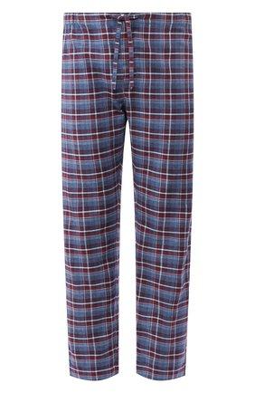 Мужские хлопковые брюки ROBERTO RICETTI синего цвета, арт. PANTAPA/C2312 | Фото 1