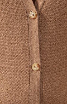 Кашемировый жилет | Фото №5