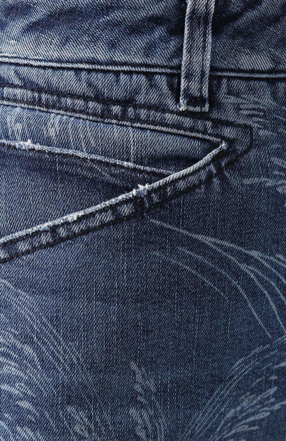 Джинсовая юбка | Фото №5