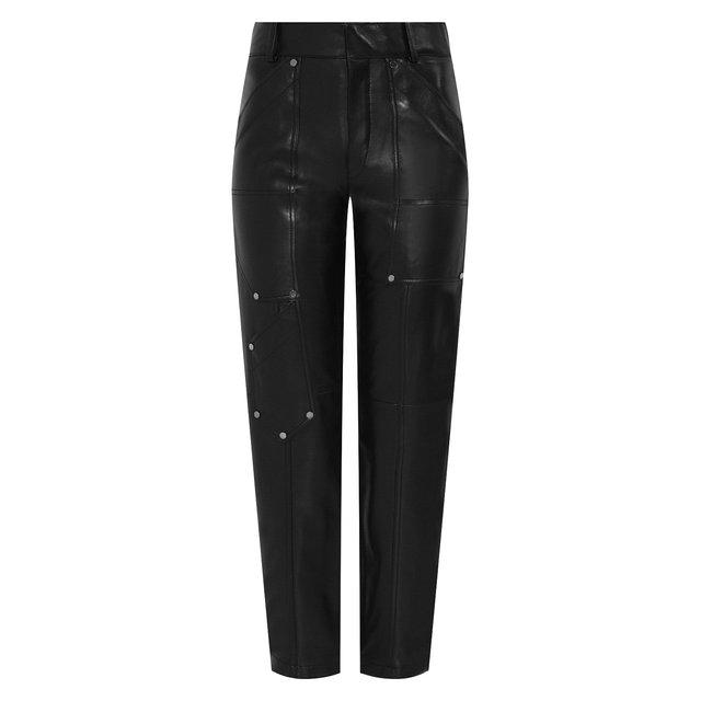 Кожаные брюки Chloé