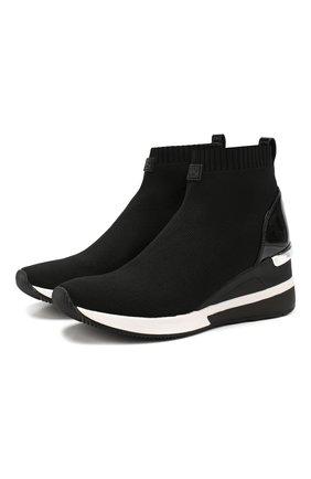Комбинированные кроссовки Skyler | Фото №1