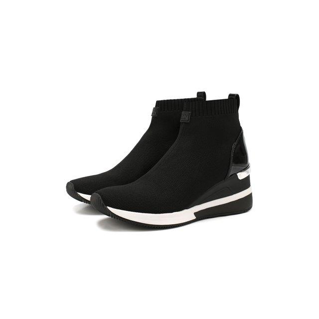 Комбинированные кроссовки Skyler MICHAEL Michael Kors — Комбинированные кроссовки Skyler