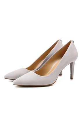 Замшевые туфли Dorothy | Фото №1