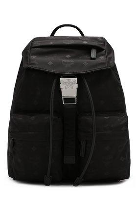 Женский рюкзак dieter small MCM черного цвета, арт. MUK 7ADT17 | Фото 1