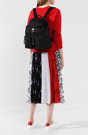 Женский рюкзак dieter small MCM черного цвета, арт. MUK 7ADT17 | Фото 2