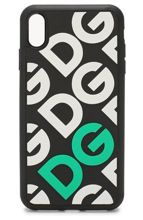Мужской чехол для iphone xs max DOLCE & GABBANA зеленого цвета, арт. BI2513/AA889 | Фото 1
