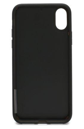 Мужской чехол для iphone xs DOLCE & GABBANA зеленого цвета, арт. BI2418/AA889 | Фото 2