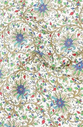 Мужской шелковый платок ETON кремвого цвета, арт. A000 31761 | Фото 2