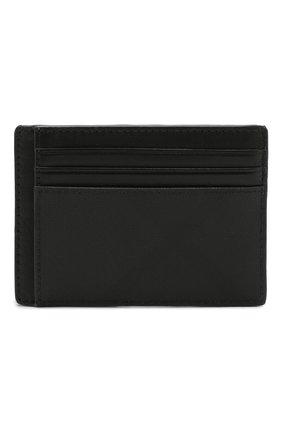 Мужской футляр для кредитных карт BURBERRY темно-серого цвета, арт. 8014488 | Фото 1
