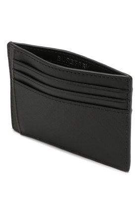 Мужской футляр для кредитных карт BURBERRY темно-серого цвета, арт. 8014488 | Фото 3