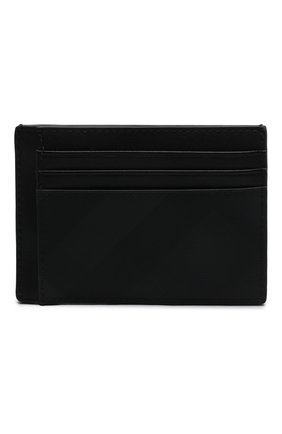 Мужской футляр для кредитных карт BURBERRY темно-серого цвета, арт. 8014489 | Фото 1
