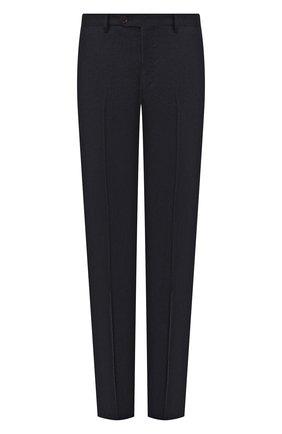 Мужской шерстяные брюки PAL ZILERI темно-синего цвета, арт. P3110--K---B1040 | Фото 1