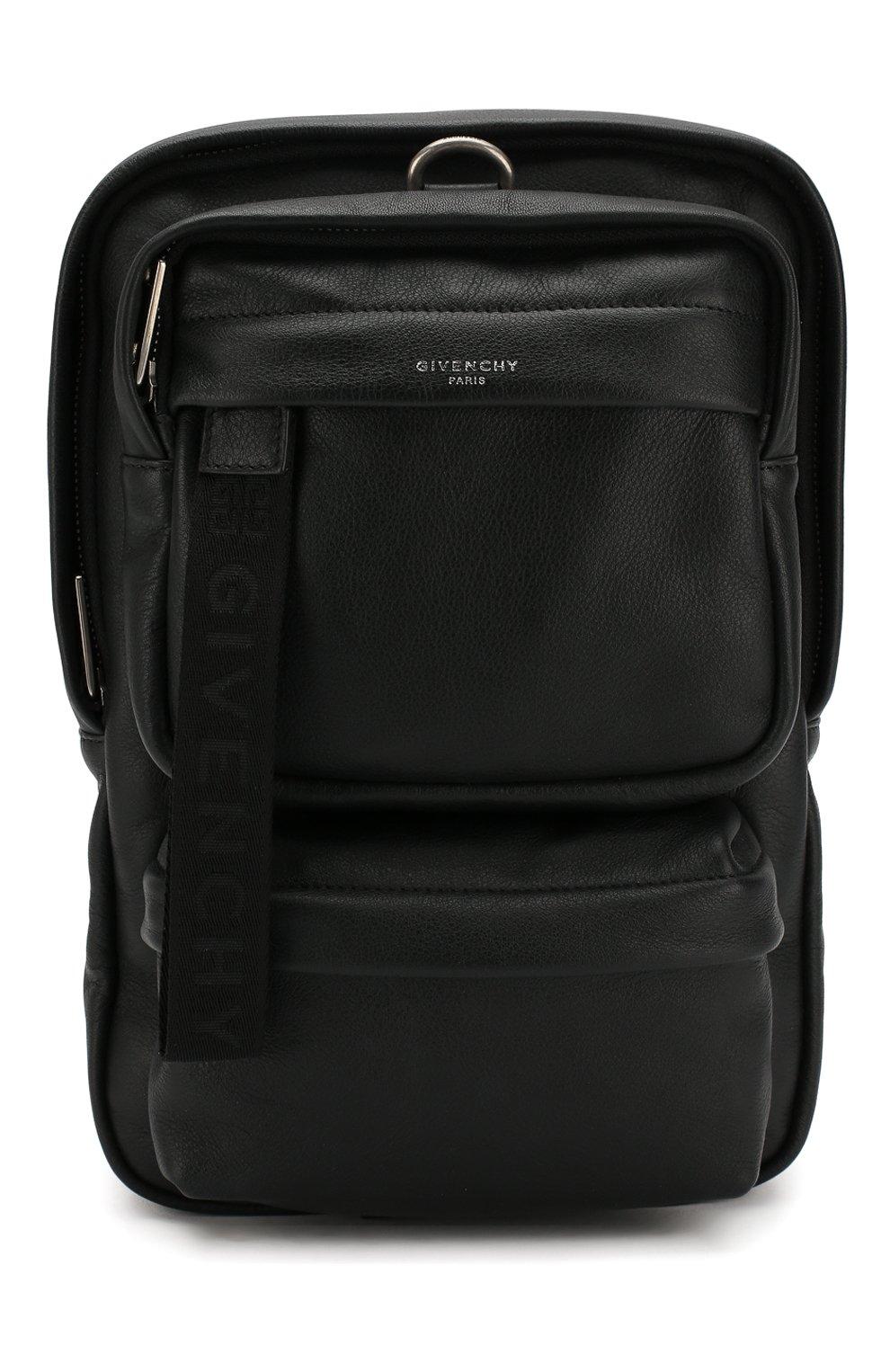 Кожаный рюкзак UT3 | Фото №1