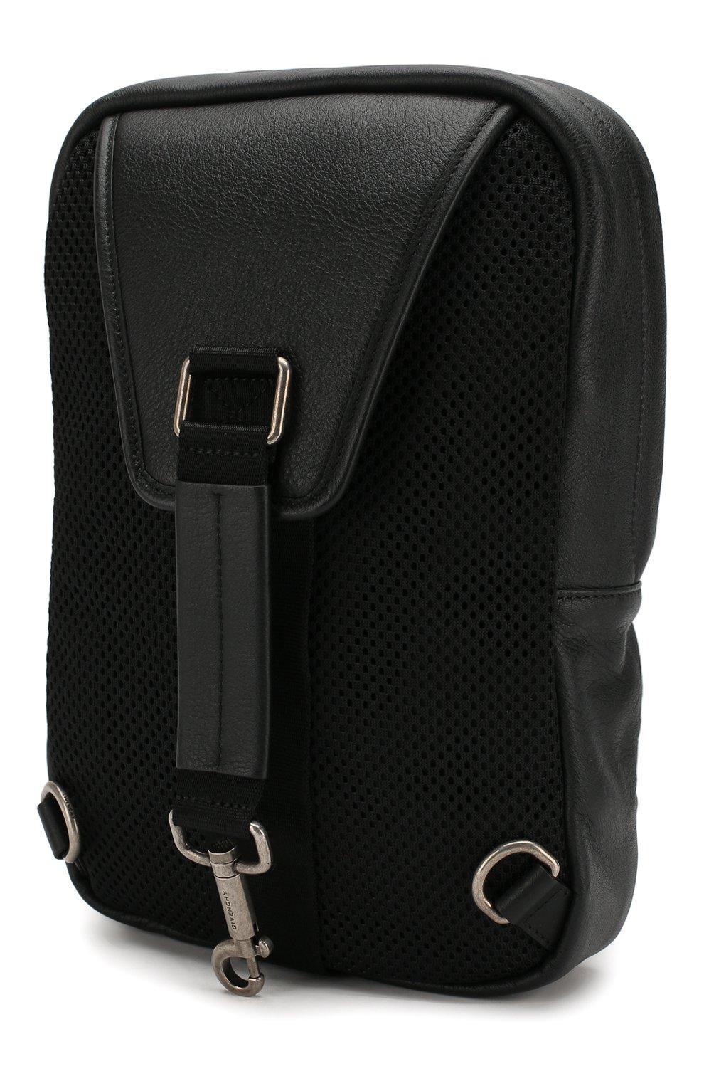 Кожаный рюкзак UT3 | Фото №3