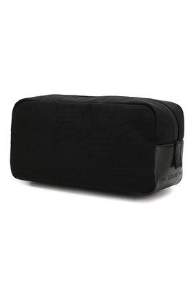 Мужской текстильный несессер BERLUTI черного цвета, арт. N185075 | Фото 2