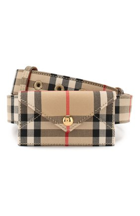 Текстильный ремень с конвертом | Фото №1