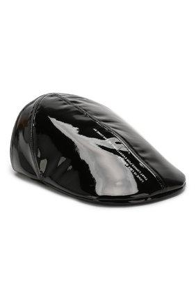 Женская кепка BURBERRY черного цвета, арт. 8016345 | Фото 1