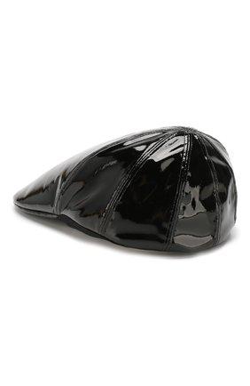 Женская кепка BURBERRY черного цвета, арт. 8016345 | Фото 2