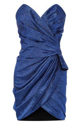 Платье с драпировкой | Фото №1