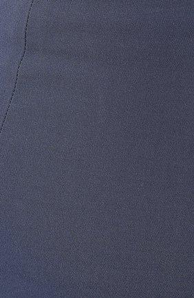 Юбка из смеси шелка и шерсти   Фото №5