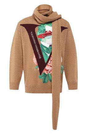Шерстяной свитер Valentino x Undercover | Фото №1