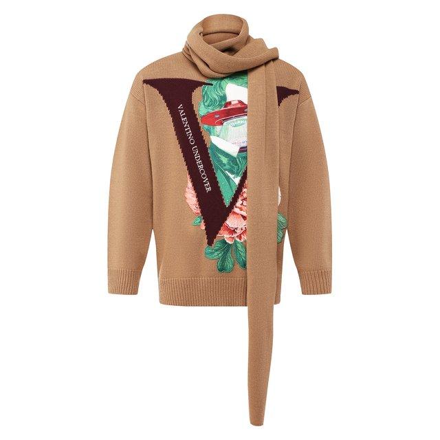 Шерстяной свитер Valentino x Undercover Valentino — Шерстяной свитер Valentino x Undercover