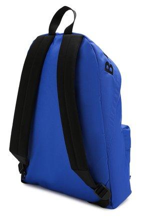 Мужской текстильный рюкзак wheel BALENCIAGA синего цвета, арт. 507460/HPG1X | Фото 3