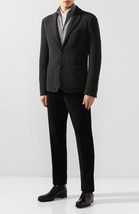 Мужской пиджак PAL ZILERI темно-серого цвета, арт. P3MJN270---B2780 | Фото 2