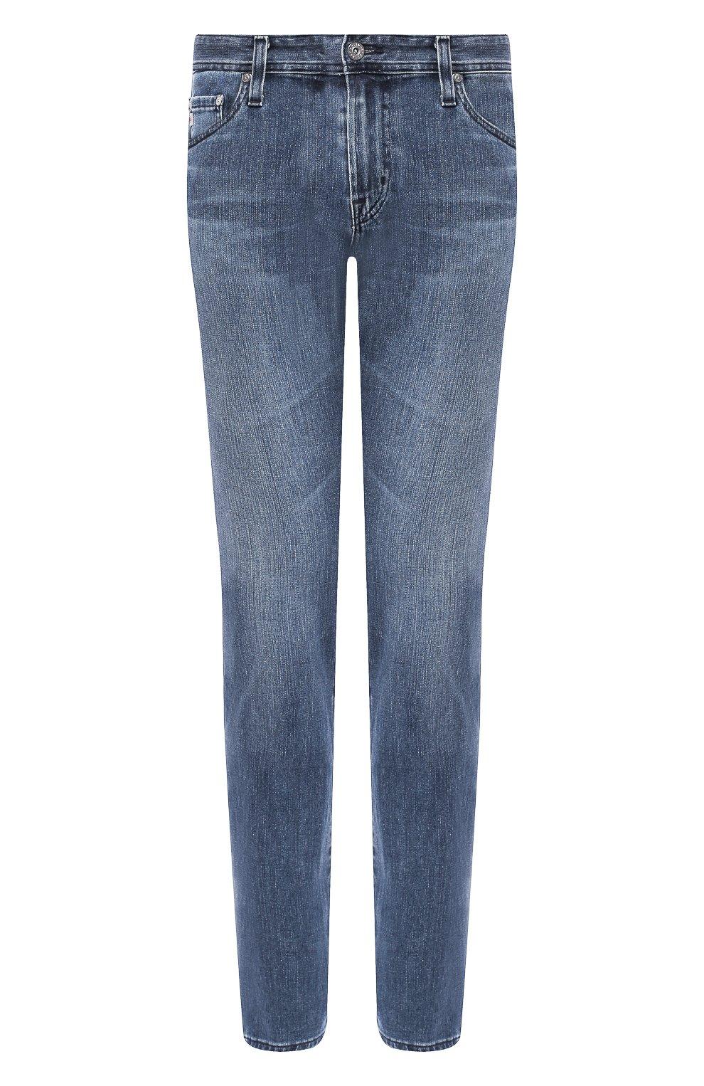 Мужские джинсы AG синего цвета, арт. 1794FXD/BAY0 | Фото 1