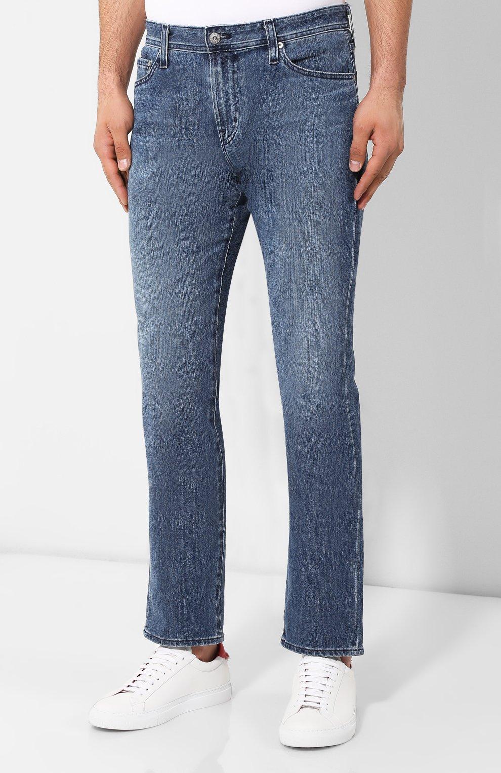 Мужские джинсы AG синего цвета, арт. 1794FXD/BAY0 | Фото 3