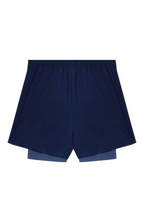 Детские шорты nike dry 2in1 shorts NIKE синего цвета, арт. AV4712-492 | Фото 2