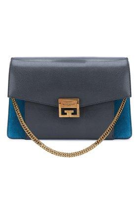 Женская сумка gv3 medium GIVENCHY серого цвета, арт. BB501DB033   Фото 1