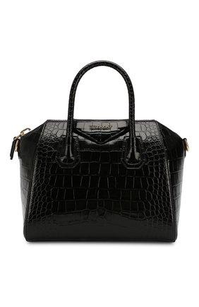 Женская сумка antigona small GIVENCHY черного цвета, арт. BB500CB0LK | Фото 1