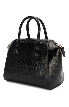 Сумка Antigona mini Givenchy черная цвета   Фото №3