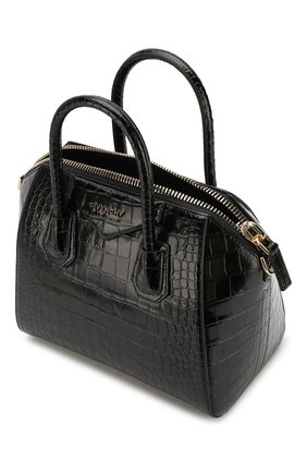 Сумка Antigona mini Givenchy черная цвета   Фото №4