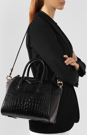 Сумка Antigona mini Givenchy черная цвета   Фото №5