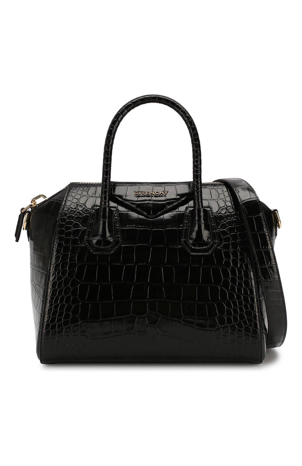 Сумка Antigona mini Givenchy черная цвета   Фото №6