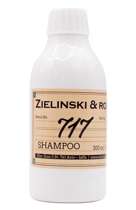 Женский шампунь 717 ZIELINSKI&ROZEN бесцветного цвета, арт. 4627153150329 | Фото 1