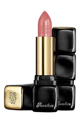 Женская помада для губ kisskiss, оттенок 308 соблазнительный нюд GUERLAIN бесцветного цвета, арт. G042989   Фото 1