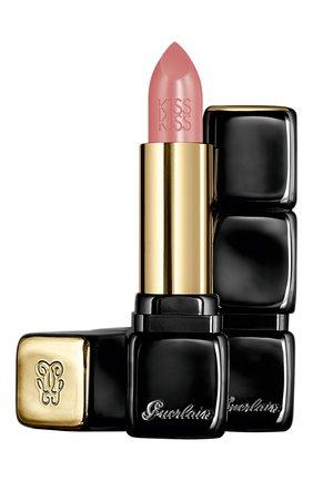 Женская помада для губ kisskiss, оттенок 309 медовый нюд GUERLAIN бесцветного цвета, арт. G043009 | Фото 1
